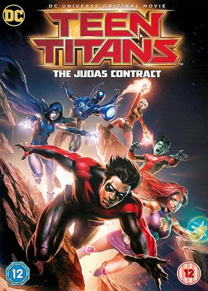 Rent Teen Titans: The Judas Contract Online DVD Rental