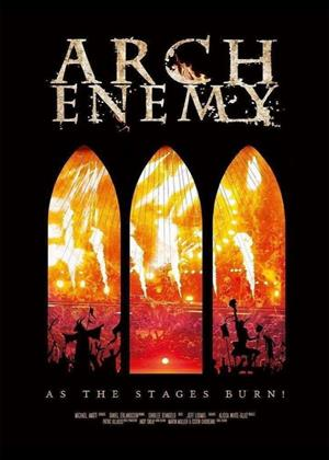 Rent Arch Enemy: As the Stages Burn! Online DVD & Blu-ray Rental