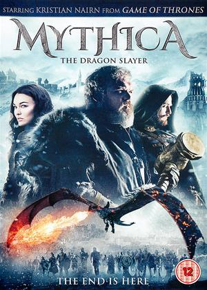 Rent Mythica: The Dragon Slayer (aka Mythica: The Godslayer) Online DVD Rental