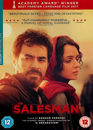 Rent The Salesman (aka Forushande) Online DVD Rental