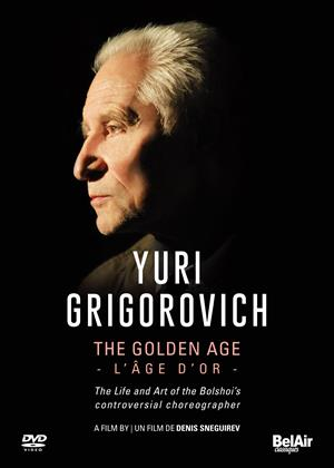 Rent Yuri Grigorovich: The Golden Age Online DVD Rental