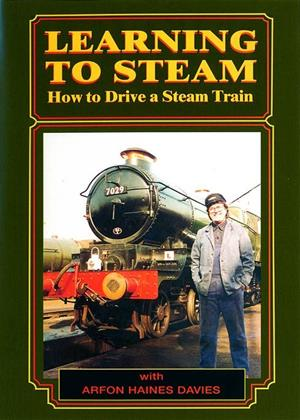 Rent Learning to Steam: How to Drive a Steam Train Online DVD Rental