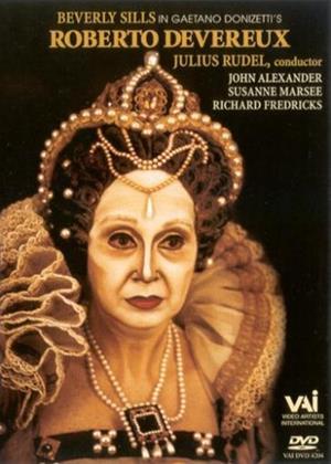 Rent Donizetti: Roberto Devereux: Filene Center Online DVD & Blu-ray Rental