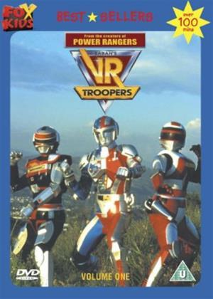 Rent VR Troopers: Vol.1 (aka Saban's VR Troopers) Online DVD & Blu-ray Rental