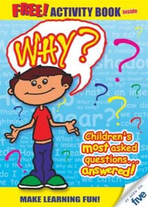 Rent Why? Childrens Most Asked Questions Answered Online DVD Rental