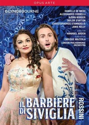 Rent Il Barbiere Di Siviglia: Glyndebourne 2016 (Enrique Mazzola) Online DVD Rental