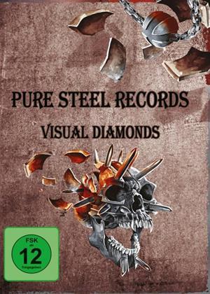 Rent Pure Steel Records: Visual Diamonds Online DVD Rental