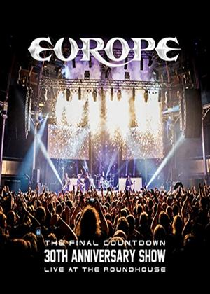Rent Europe: The Final Countdown: 30th Anniversary Show Online DVD Rental