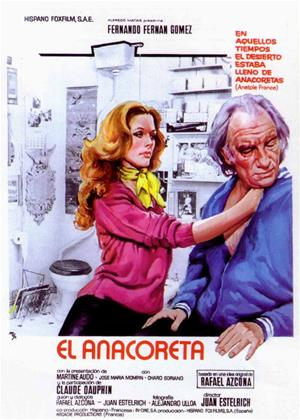 Rent The Anchorite (aka El Anacoreta) Online DVD Rental