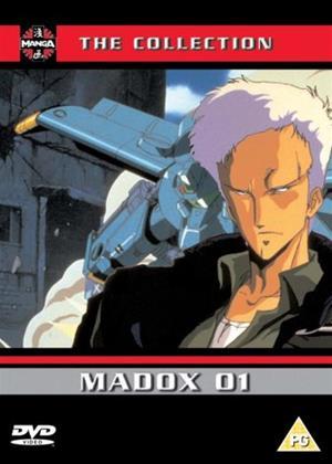 Rent Madox 01: Metal Skin Panic (aka Madox-01) Online DVD Rental