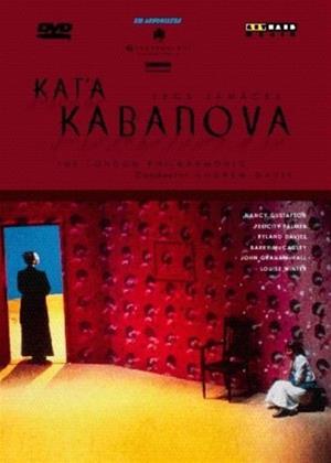 Rent Janacek: Kat'a Kabanova: Glyndebourne Online DVD & Blu-ray Rental