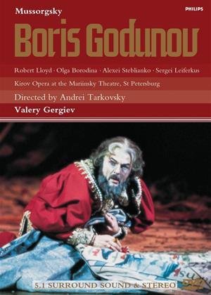Rent Mussorgsky: Boris Godunov: Kirov Opera Online DVD & Blu-ray Rental
