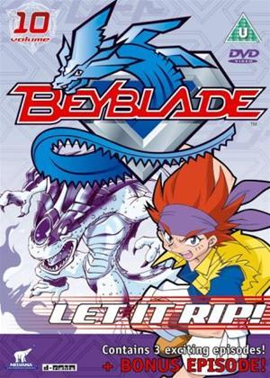 Rent Beyblade: Vol.10 Online DVD Rental