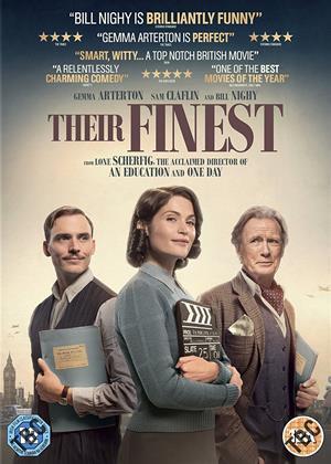 Their Finest Online DVD Rental