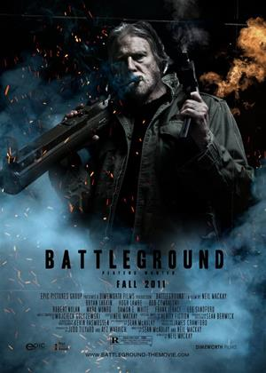 Rent Battleground (aka Skeleton Lake) Online DVD Rental