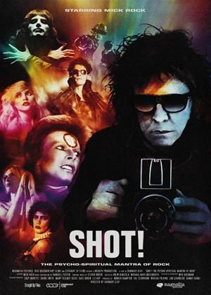 Shot!: The Psycho-Spiritual Mantra of Rock Online DVD Rental