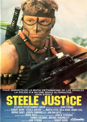 Rent Steele Justice Online DVD Rental