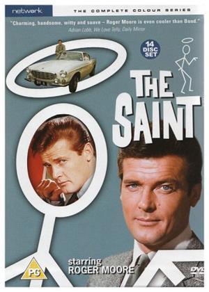 Rent The Saint: The Complete Colour Series Online DVD Rental