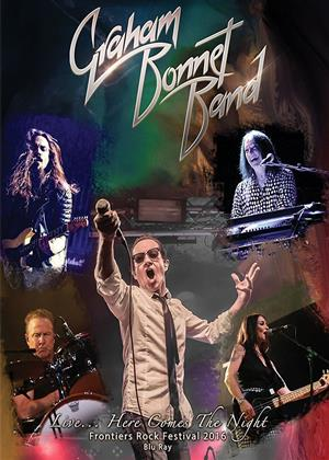 Rent Graham Bonnet Band: Live: Here Comes the Night Online DVD Rental