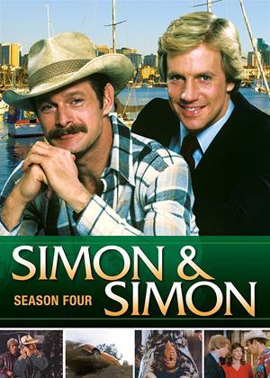 Rent Simon and Simon: Series 4 Online DVD Rental