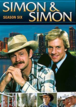 Rent Simon and Simon: Series 6 Online DVD Rental
