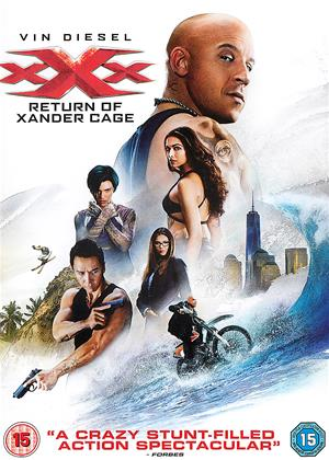 xXx: Return of Xander Cage Online DVD Rental