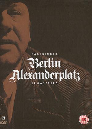Rent Berlin Alexanderplatz Online DVD Rental