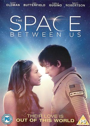 The Space Between Us Online DVD Rental