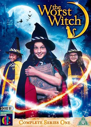 Rent The Worst Witch: Series 1 Online DVD & Blu-ray Rental