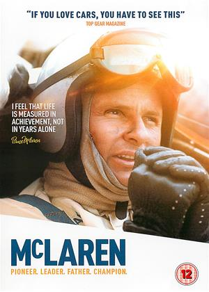 Rent McLaren Online DVD Rental