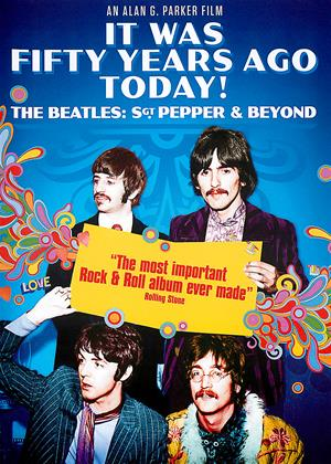 Rent It Was Fifty Years Ago Today!: The Beatles: Sgt. Pepper and Beyond Online DVD & Blu-ray Rental