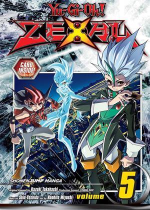 Rent Yu-Gi-Oh! Zexal: Series 5 Online DVD Rental