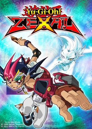 Rent Yu-Gi-Oh! Zexal: Series 6 Online DVD Rental