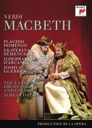 Rent Macbeth: The LA Opera (James Conlon) Online DVD & Blu-ray Rental
