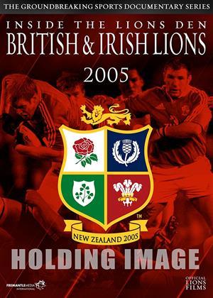 Rent British and Irish Lions 2005: Inside the Lions' Den Online DVD Rental