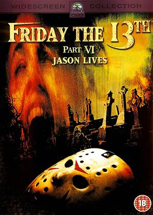 Rent Friday the 13th: Part 6 (aka Friday the 13th: Jason Lives) Online DVD Rental