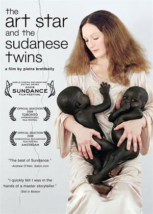 Rent The Art Star and the Sudanese Twins Online DVD Rental