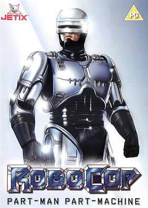 Rent Robocop: Part Man, Part Machine Online DVD Rental