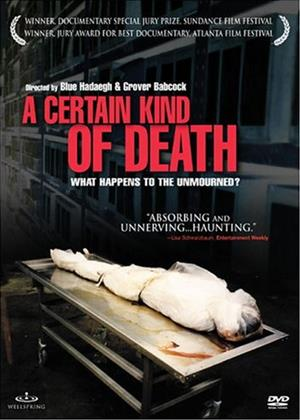 Rent A Certain Kind of Death Online DVD Rental