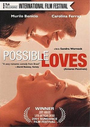 Rent Possible Loves (aka Amores Possíveis) Online DVD & Blu-ray Rental