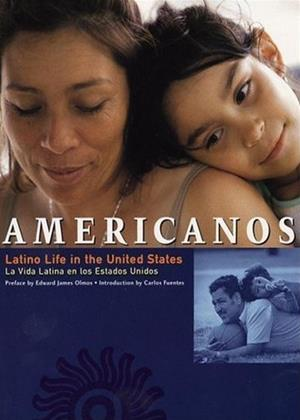 Rent Americanos: Latino Life in the United States Online DVD Rental