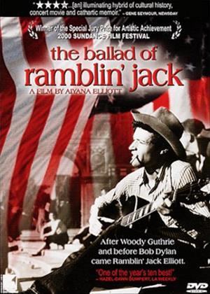 Rent The Ballad of Ramblin' Jack Online DVD Rental
