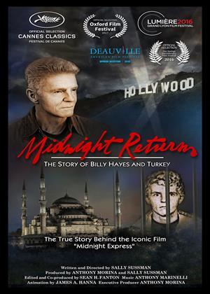 Rent Midnight Return (aka Midnight Return: The Story of Billy Hayes and Turkey) Online DVD Rental