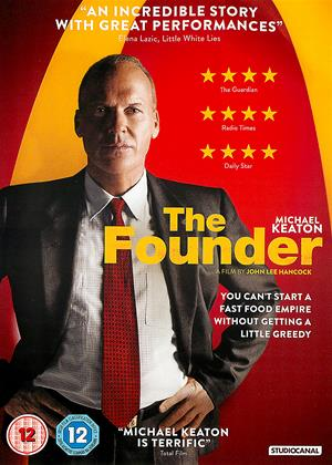 Rent The Founder Online DVD Rental