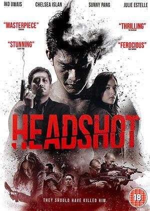 Rent Headshot Online DVD & Blu-ray Rental