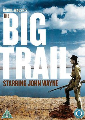 Rent The Big Trail Online DVD & Blu-ray Rental