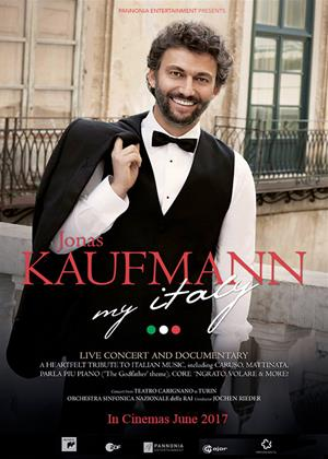 Rent Jonas Kaufmann: My Italy Online DVD Rental