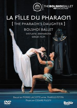 Rent The Pharaoh's Daughter: The Bolshoi Ballet (Pavel Klinichev) Online DVD Rental