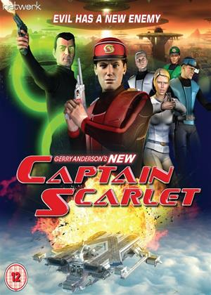 Rent New Captain Scarlet: Series (aka Captain Scarlet) Online DVD Rental