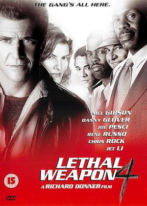 Lethal Weapon 4 Online DVD Rental